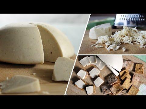 VEGAN MOZZARELLA  // Sliceable + Grateable Aquafaba Cheese | Mary's Test Kitchen