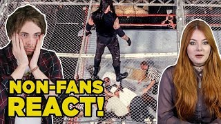 Non-Wrestling Fans React To WWE