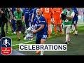 Chelsea Celebrate FA Cup Final Win Emirates FA Cup Final 201718