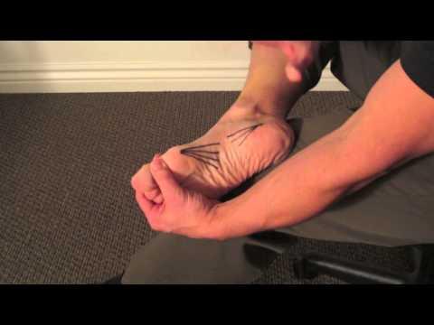 Arch Pain PRT Self-Release Treatment.mov