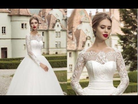 Wedding Dress Long Sleeve Ball Gown
