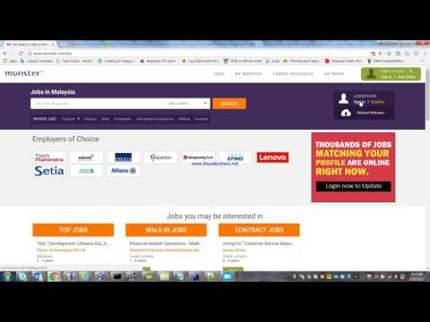 Easy to deactivate Monster Job Portal Account Permanently
