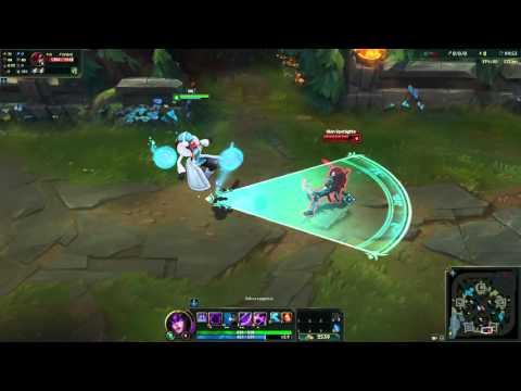 Snow Day Syndra Skin Spotlight - Pre-Release - League of Legends