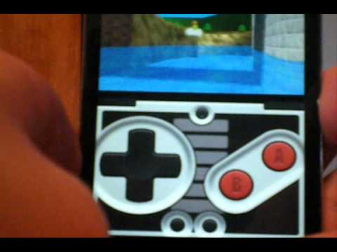 How to Get a Nintendo 64 Emulator/Roms on iPod Touch/iPhone