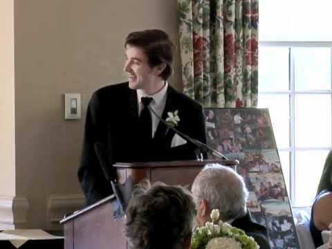 Best Man Speech: Fornication Line Works Every Time