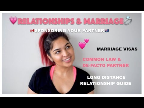 Marriage | Partner Visa | Canada | Australia | What You Should Know
