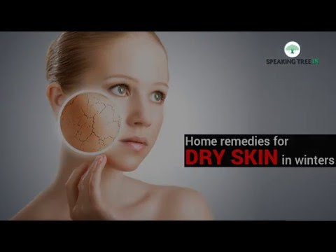 How to Get Rid of Dry Skin in winter | Home remedies | dry skin care | treatment
