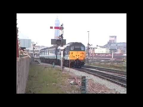Blackpool North Station c1995