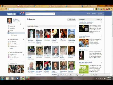 CT Video Series Facebook Friend List Change