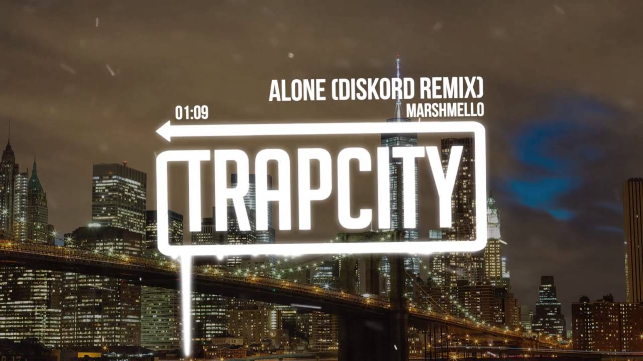 Marhmello - Alone (DISKORD Remix)