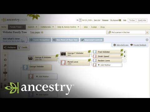 How to explore Ancestry.co.uk