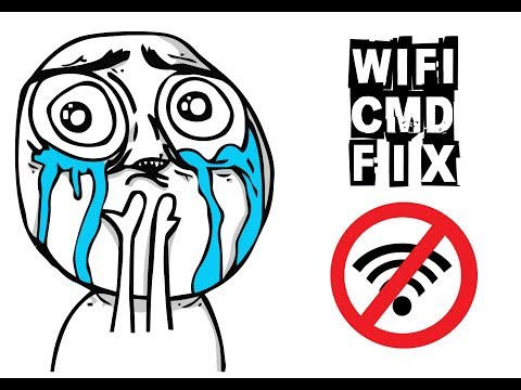 How to Fix Limited WiFi on Windows 10 with CMD
