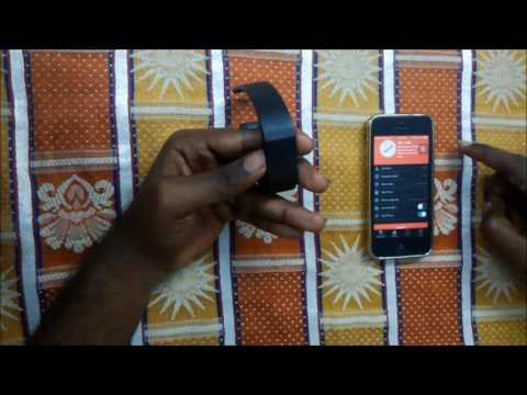veryfit 2 0 smart band review in tamil