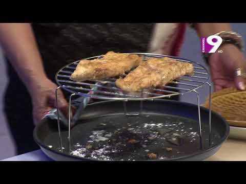 Microwave Coral Fish Grill - Whirlpool Quick Meals