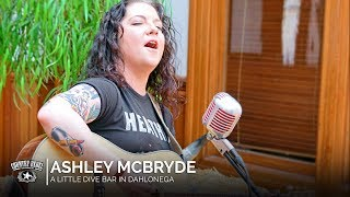 Ashley McBryde - A Little Dive Bar in Dahlonega (Acoustic) // Country Rebel HQ Session