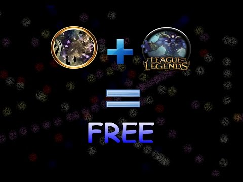 How to get Alistar and free skin in lol
