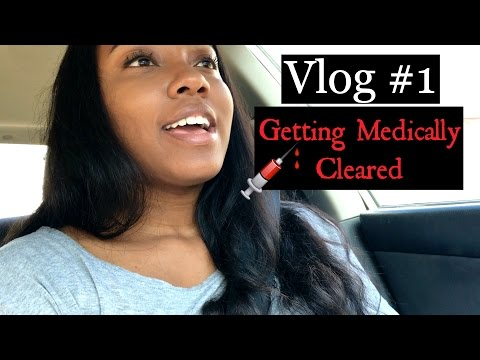 Pre-Overseas PCS Vlog #1 | Medical Clearance (& PCS Binder)