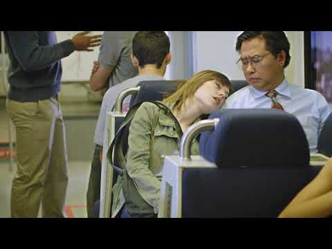 Funny Travel Wise Train Commercial