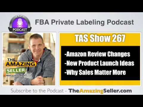 TAS 267 : The Future Of Reviews And Amazon Sellers (Round Table)