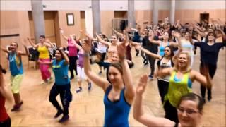 "Ricky Martin- Official choreography ""ADIOS"" RMDance Workshop  Zielona Góra"