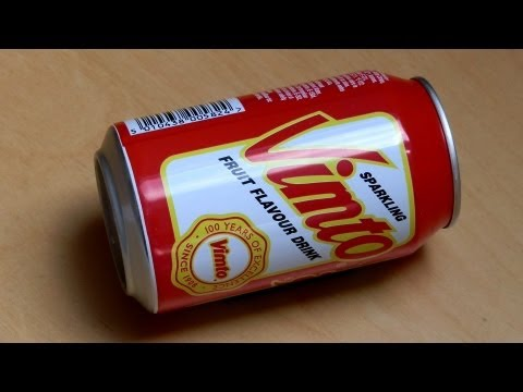 Vimto [Sparkling Fruit Flavor Drink]