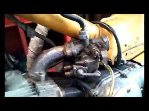 Honda CT90 Carburetor Assembly