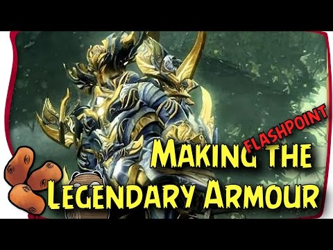 Guild Wars 2 - Crafting My Legendary Armour | Provisioners Tokens & Basic Crafting