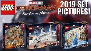 Download ALL LEGO Spiderman Far From Home 2019 Set Pictures! 🎵 Video