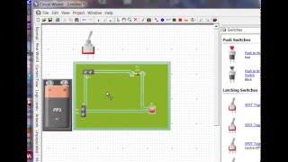 FREE Online Circuit Simulation || Led Blinker Using 555