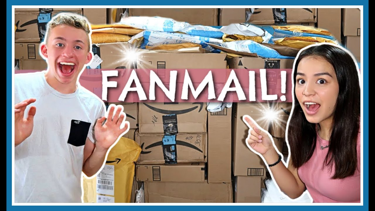 Huge Fan Mail! | This Is Crazy! |  We Can't Believe This Was Sent To Us!
