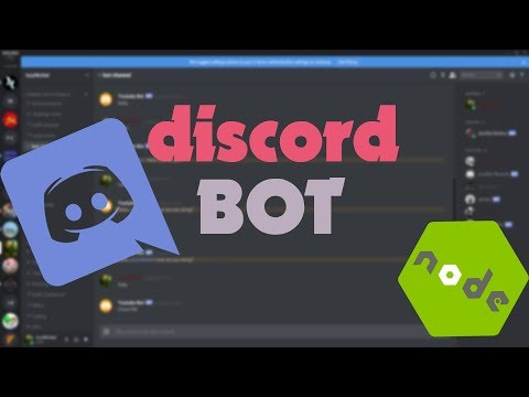How to make a Discord Bot | Tutorial 1 (setup)
