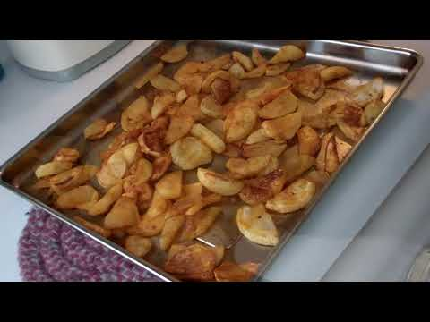 Roasted Turnips Done In The Toaster Oven