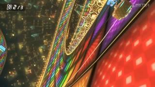 Rosalina Owns the Rainbow Road