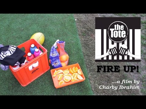 FIRE UP - The TOTE Hotel Footy Club (Renegade Pub Football League, Melbourne)