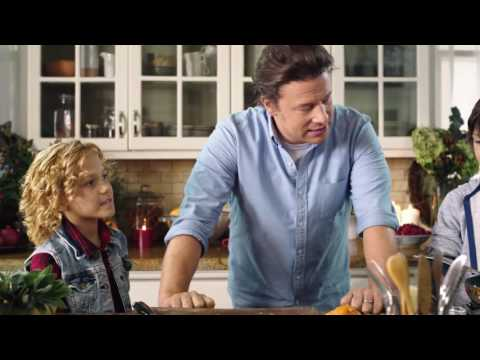 Jamie Oliver's Stuffed Baked Squash