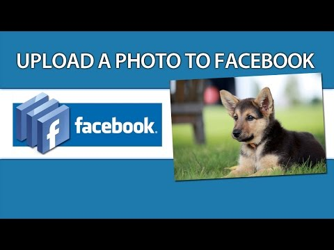 How To Upload A Photo To Facebook - Uploading Photos To Facebook