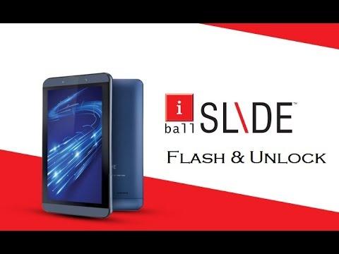How to flash i ball slide tablet, I ball slide tablet hang on logo solution, unlock i ball slide tab