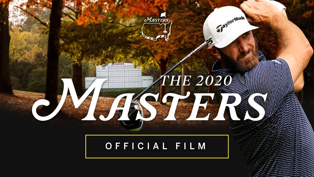2020 Masters Tournament Official Film