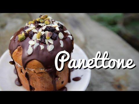 CHRISTMAS AT CRUMBS | Panettone Ice Cream Bomb
