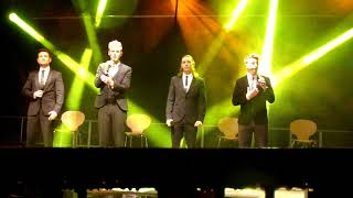 circle of life ~ Collabro CAstle chepstow 2017 ~ lion King