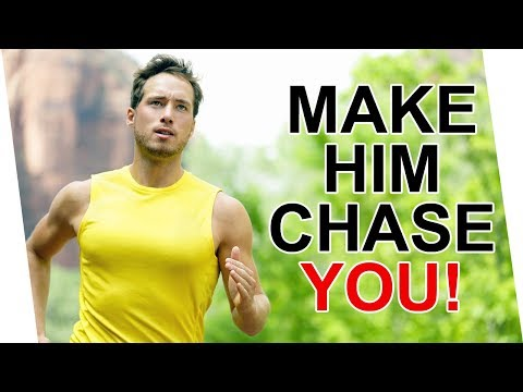 Stop Chasing High-Quality Men and Get Them To Chase You!