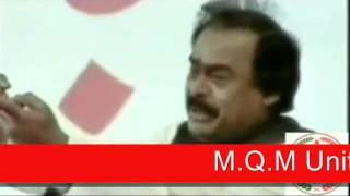 Reality of MQM Altaf Hussain & Sacrifices Of Muhajirs