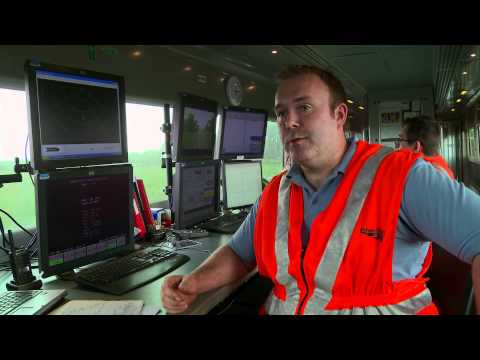 The New Measurement Train - Network Rail engineering education (8 of 15)