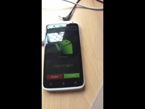 Htc one x Vodafone not getting notification of a missed call