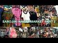 SAROJINI NAGAR MARKET DELHI 2018 || TRENDING CLOTHES , ACCESSORIES || EKTA NIGAM