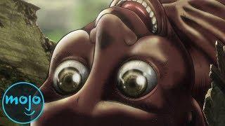 Top 10 Nightmare Fuel Anime Scenes