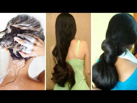 How to wash your hair properly with shampoo and conditioner step by step Rabia Skincare