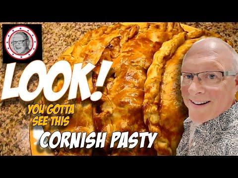 Easy to make Best Cornish pasty recipe