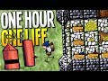 BREWING BEER AND OPENING THE SECRET VAULT - Two Hours One Life Mod - One Hour One Life Gameplay