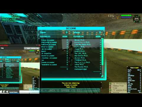Tribes 2 10 Year Tournament | Schooled vs Fully Loaded